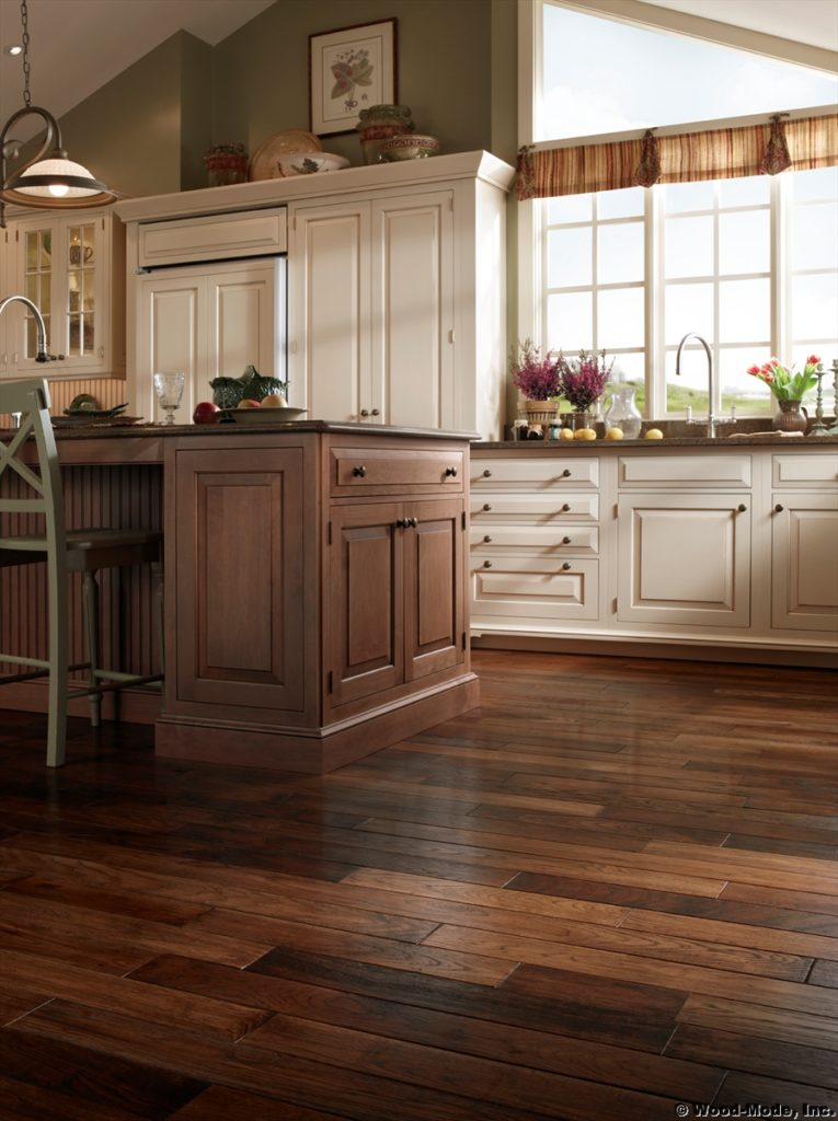 Your choice of flooring is a key decision in your kitchen remodel project