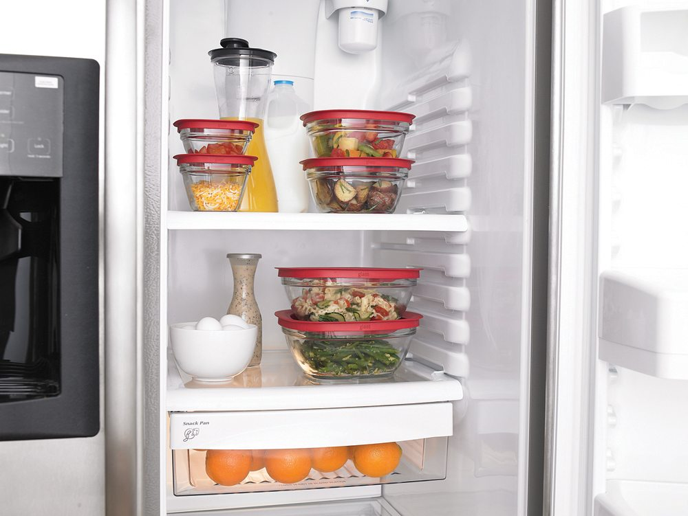 Here are some smart strategies to keep the contents of your fridge cool, efficient, and organized