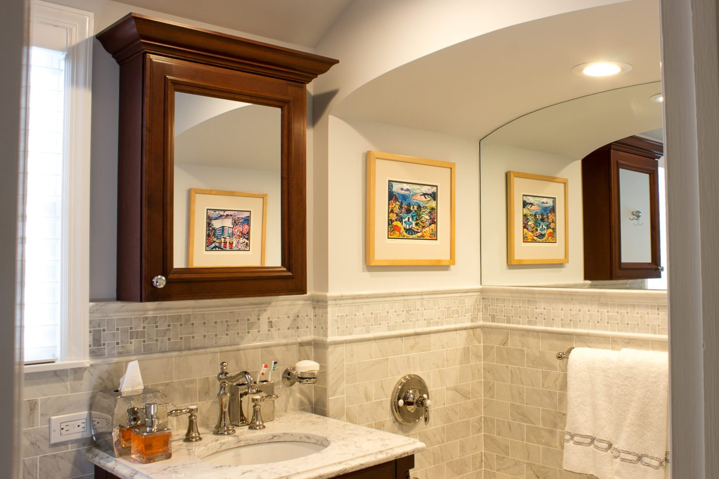 What not to do during a bathroom remodel