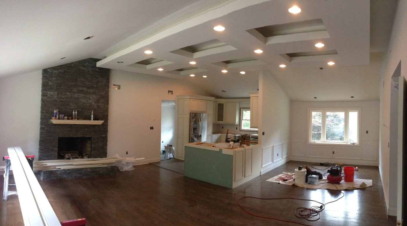 Steps individuals need to take to prepare for a home remodel