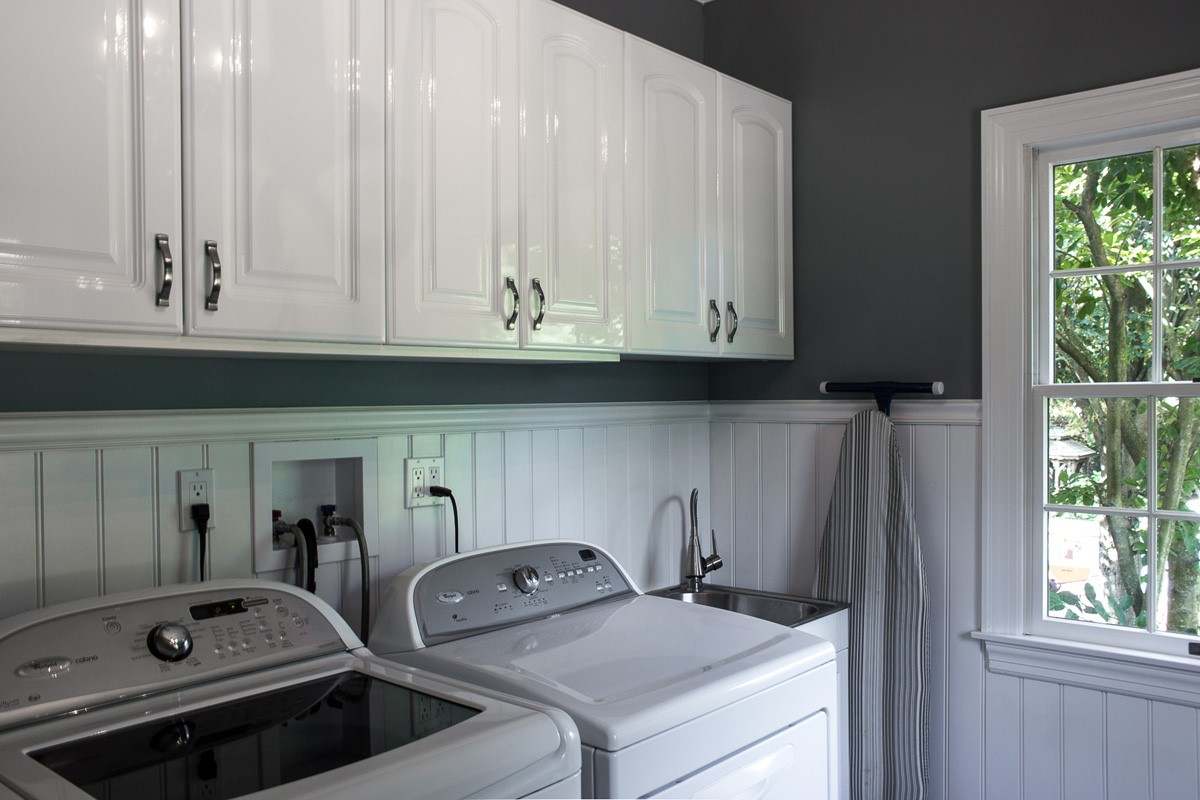 A list of elegant and easy laundry room design ideas