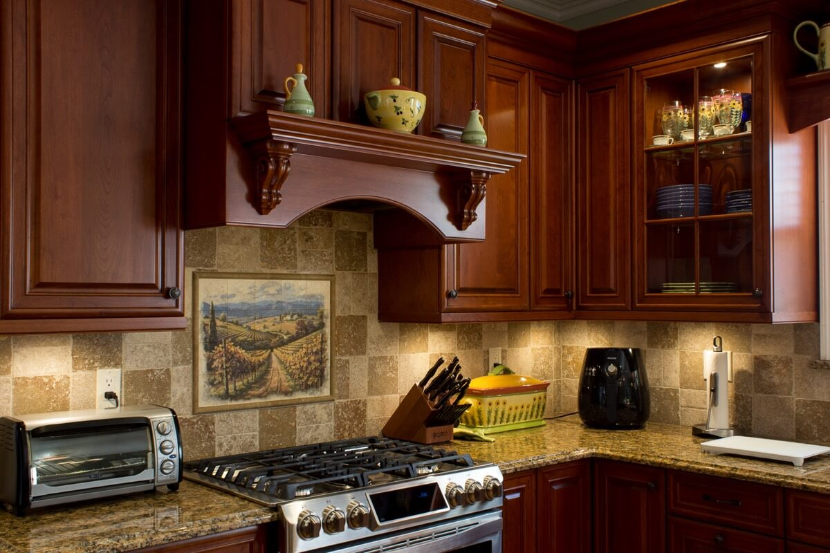 New Kitchen Cabinets in Smithtown Home
